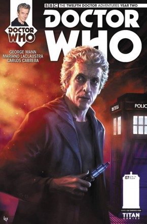 DOCTOR WHO: THE TWELFTH DOCTOR YEAR TWO #7
