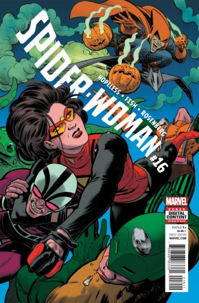 SPIDER-WOMAN #16 (2015 SERIES)