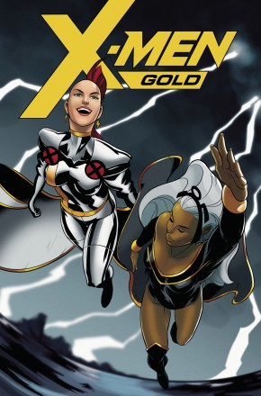 X-MEN GOLD #5 PIPER MARY JANE VARIANT COVER
