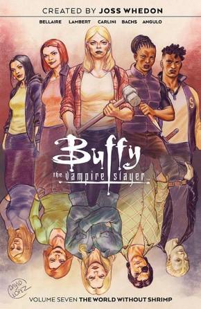BUFFY THE VAMPIRE SLAYER VOLUME 7 GRAPHIC NOVEL