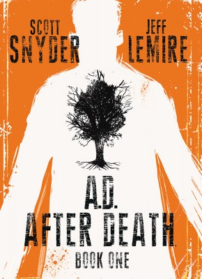 AD AFTER DEATH BOOK 1