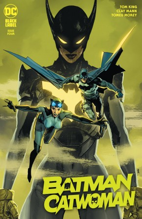 BATMAN CATWOMAN #4 (2020 SERIES)