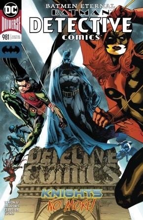 DETECTIVE COMICS #981 (2016 SERIES)