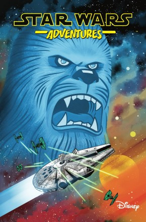 STAR WARS ADVENTURES VOLUME 11 RISE OF THE WOOKIEES GRAPHIC NOVEL
