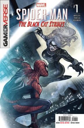 MARVELS SPIDER-MAN BLACK CAT STRIKES #1