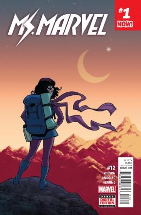 MS MARVEL VOLUME 4 #12