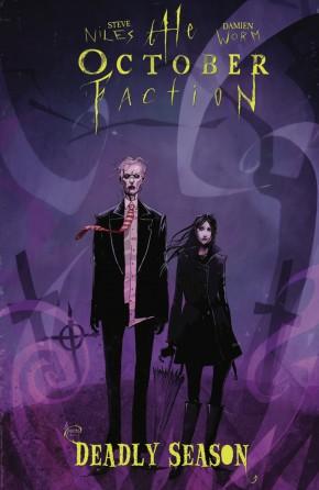 OCTOBER FACTION VOLUME 4 DEADLY SEASON GRAPHIC NOVEL