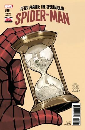 PETER PARKER SPECTACULAR SPIDER-MAN #309 (2017 SERIES)
