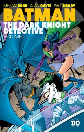 BATMAN THE DARK KNIGHT DETECTIVE VOLUME 1 GRAPHIC NOVEL
