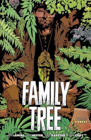 FAMILY TREE VOLUME 3 FOREST GRAPHIC NOVEL