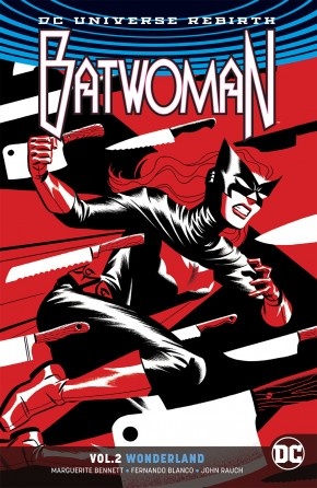 BATWOMAN VOLUME 2 WONDERLAND GRAPHIC NOVEL