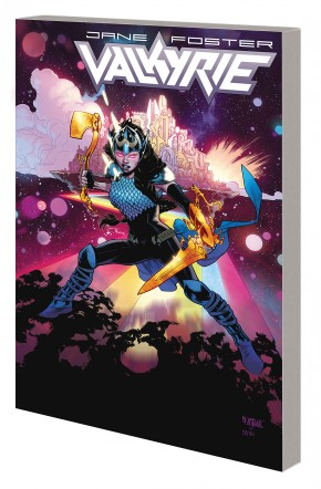 VALKYRIE JANE FOSTER VOLUME 2 AT THE END OF ALL THINGS GRAPHIC NOVEL