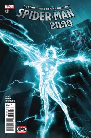 SPIDER-MAN 2099 #21 (2015 SERIES)