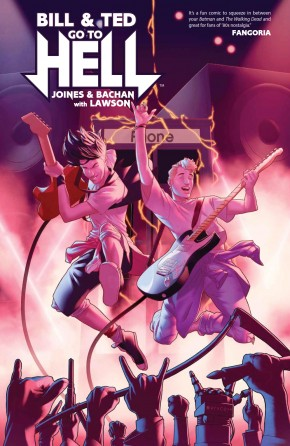 BILL AND TED GO TO HELL GRAPHIC NOVEL