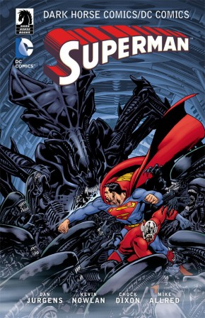 DARK HORSE COMICS DC SUPERMAN COMPLETE COLLECTION GRAPHIC NOVEL