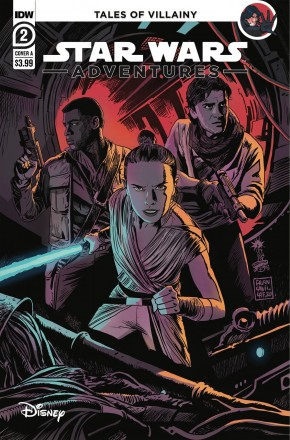 STAR WARS ADVENTURES #2 (2020 SERIES) COVER A