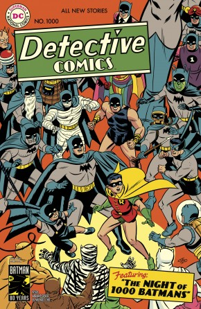 DETECTIVE COMICS #1000 (2016 SERIES) 1950S VARTIANT