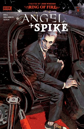 ANGEL AND SPIKE #9 (2019 SERIES)