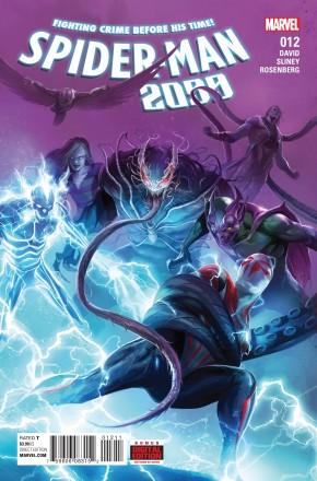 SPIDER-MAN 2099 #12 (2015 SERIES)