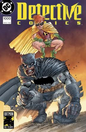 DETECTIVE COMICS #1000 (2016 SERIES) 1980S VARIANT
