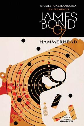 JAMES BOND HAMMERHEAD #4