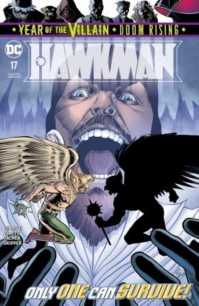 HAWKMAN #17 (2018 SERIES)