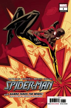 SPIDER-MAN ANNUAL #1 (2018)
