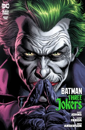 BATMAN THREE JOKERS #2