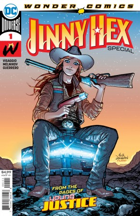 JINNY HEX SPECIAL #1