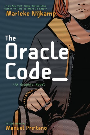 ORACLE CODE GRAPHIC NOVEL