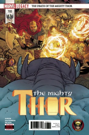 MIGHTY THOR #703 (2015 SERIES)