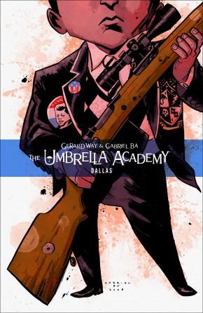 UMBRELLA ACADEMY VOLUME 2 DALLAS GRAPHIC NOVEL