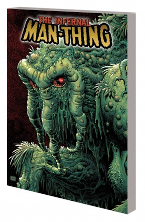 MAN-THING BY STEVE GERBER COMPLETE COLLECTION VOLUME 3 GRAPHIC NOVEL