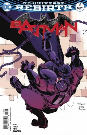 BATMAN #18 (2016 SERIES) VARIANT EDITION