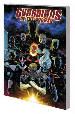 GUARDIANS OF THE GALAXY BY DONNY CATES VOLUME 1 FINAL GAUNTLET GRAPHIC NOVEL