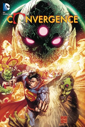 CONVERGENCE GRAPHIC NOVEL