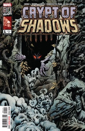 CRYPT OF SHADOWS #1 (2019 SERIES)