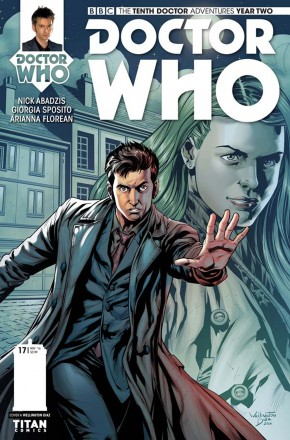 DOCTOR WHO 10TH YEAR TWO #17