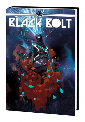 BLACK BOLT HARDCOVER