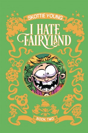 I HATE FAIRYLAND VOLUME 2 DELUXE HARDCOVER
