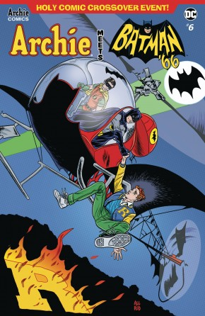 ARCHIE MEETS BATMAN 66 #6