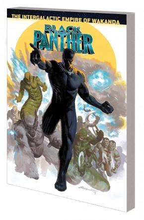 BLACK PANTHER BOOK 8 THE INTERGALACTIC EMPIRE OF WAKANDA PART 4 GRAPHIC NOVEL