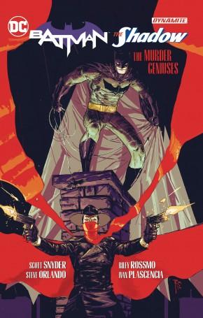 BATMAN SHADOW THE MURDER GENIUSES GRAPHIC NOVEL