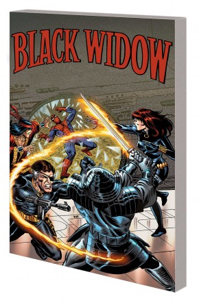 BLACK WIDOW MARVEL TEAM-UP GRAPHIC NOVEL
