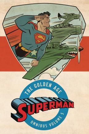 SUPERMAN THE GOLDEN AGE OMNIBUS VOLUME 5 HARDCOVER