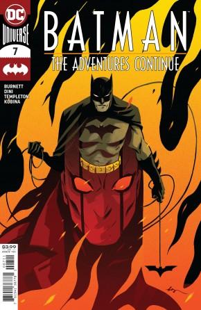 BATMAN THE ADVENTURES CONTINUE #7