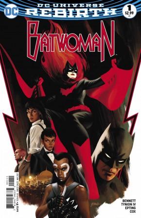 BATWOMAN #1 (2017 SERIES)