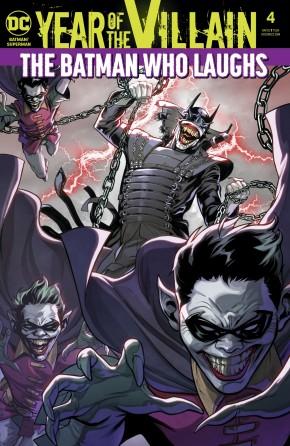BATMAN SUPERMAN #4 (2019 SERIES) ACETATE