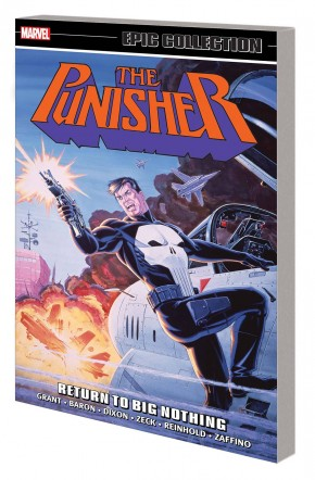 PUNISHER EPIC COLLECTION RETURN TO BIG NOTHING GRAPHIC NOVEL