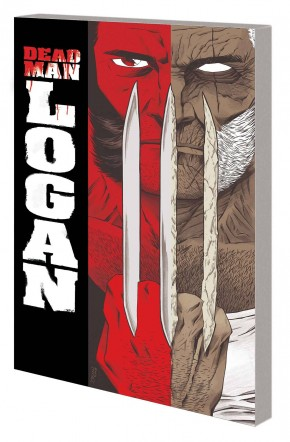 DEAD MAN LOGAN COMPLETE COLLECTION GRAPHIC NOVEL